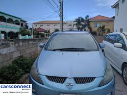 mitsubishi grandis 2003 mitsubishi grandis 790k neg cars connect jamaica