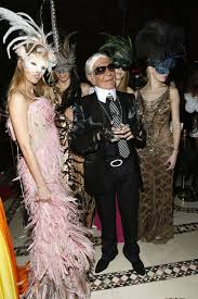 The Best Celebrity Halloween Costumes by Karl Lagerfeld Halloween Costume The Halloween