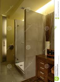 luxury apartment bathroom shower royalty free stock photography apartment bathroom luxury shower