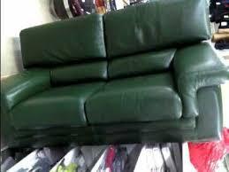 canap cuir vert canape cuir vert d occasion troc com