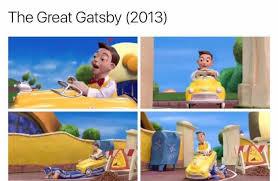Gatsby Meme - dopl3r com memes the great gatsby 2013