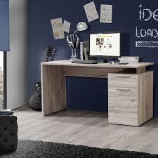 Schreibtisch 90 Breit Roller Schreibtisch Net Sandeiche 140 Cm Breit Ebay