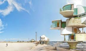 Home Design For The Future Architectural Concept Art For The Hurricane Proof Homes Of The