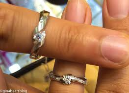 What Finger Does The Wedding Ring Go On by Korean Couple Rings Gina Bear U0027s Blog