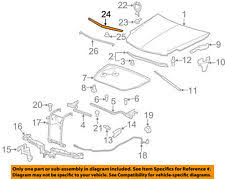 mouldings u0026 trim for cadillac dts ebay