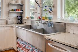 Industrial Kitchen Sink Ideas And Tips For Using Reclaimed Items In Your Kitchen Learning