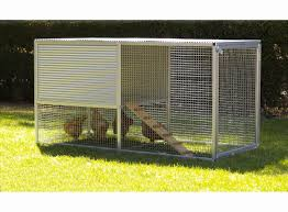 royal rooster quality aluminium chicken coops for sale