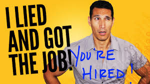 i lied on my resume and got the job now what youtube 3 ways to proceed when you lied on a resume wikihow