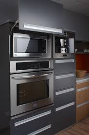 Kitchen Appliance Lift - door options u2014 kabi net
