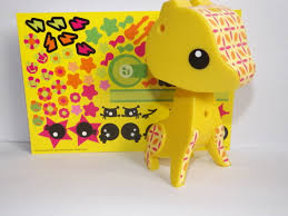 new upcoming craft for kids amigami made by you by mattel