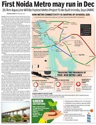 Greater Noida Metro Map by Noida Greater Noida Metro U C Page 23 Skyscrapercity