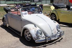 vintage volkswagen convertible ziptie 0702 texas vw classic
