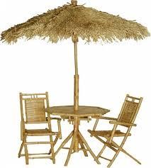 Tiki Patio Umbrella Tiki Patio Umbrella Outdoor Goods