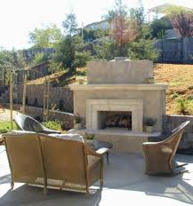 backyard fireplace designs outdoor fireplace pictures gallery