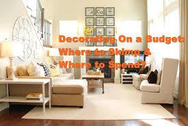 Low Budget Home Decor by Home Decor On A Budget Home Design Ideas