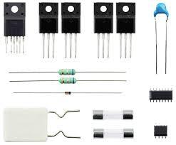 Television Repair San Antonio Texas Samsung Bn44 00440b I40f1 Bhs Power Supply Component Repair Kit