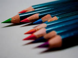 colorful pencils wallpapers colored pencils macro mac wallpaper download free mac wallpapers