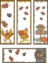 turkey bookmarks thanksgiving bookmarks free printable ideas