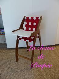 chaise haute poup e fabriquer une chaise haute de poupée diyco by