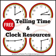 Time Clock Worksheets Free Telling Time And Clock Resources