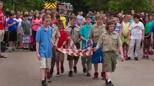 Raleigh Flag Flag Retirement Ceremony At Douglas Elementary In Raleigh Youtube