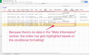 Spreadsheet Builder Spreadsheet Crm How To Create A Customizable Crm With Google