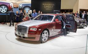 roll royce carro 2015 rolls royce ghost series ii photos and info u2013 news u2013 car and