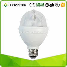 Home Led Light Bulbs by Rgb Led Full Color Rotating Lamp Rgb Led Full Color Rotating Lamp