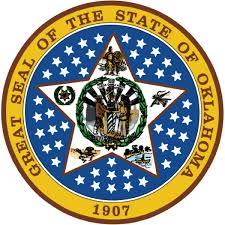 Flag Of Oklahoma Oklahoma State Flag U0026seal U0026coat Of Arms U S States Flag U0026 Seal