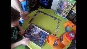 ravensburger teenage mutant ninja turtles puzzle youtube