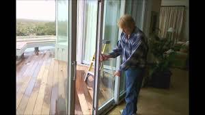 Remove Patio Door by Pella Glass Doors Youtube