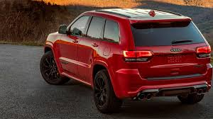 jeep hellcat truck the hellcat powered 2018 jeep trackhawk is quicker 0 60 than the