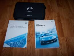2008 mazda miata mx 5 mx5 owners manual amazon com books