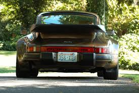 porsche 930 turbo 1976 brown car living with a porsche 930 page 5