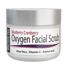 Caprylyl Capsicum by Oxygen Face Scrub U2013 Derma Nu Skin Remedies