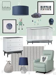 Nursery Paint Colors My Modern Nursery 71 Cool And Calm In Aqua And Navy Sponsored By