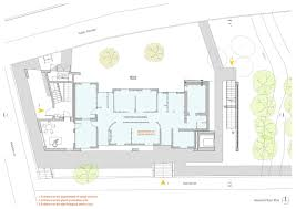 Architectural Floor Plan Gallery Of Social Services Building Doron Sheinman Architect 23