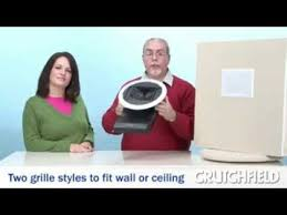In Ceiling Speakers Reviews by Bose Virtually Invisible 191 In Wall U0026 In Ceiling Speakers