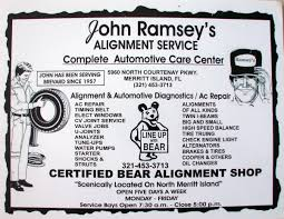 Where Is Merritt Island Florida On The Map by John Ramsey U0027s Alignment Service 5960 N Courtenay Pkwy 5960 N
