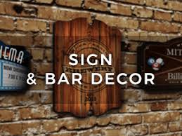 bar decor cool home bar accessories