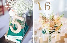Wedding Table Number Ideas Wedding Table Number Ideas Weddings By Malissa Barbados Weddings