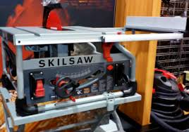 skil portable table saw skilsaw worm drive table saw pro tool reviews
