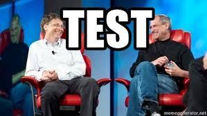 Bill Gates And Steve Jobs Meme - bill gates steve jobs meme generator gates best of the funny meme