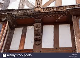 historic tudor architecture of historic importance mostly listed
