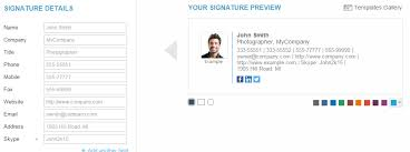 10 examples of well crafted email signatures for businesses