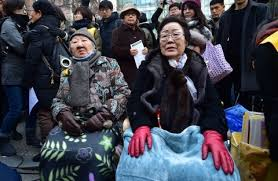 Comfort Women In Philippines Agreement On U0027comfort Women U0027 Offers Strategic Benefit To U S In