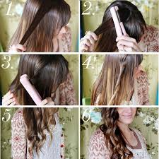 how to curl your hair fast with a wand 9 genius hairstyles you can do with a flat iron