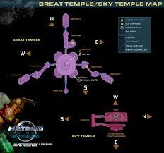 Dark Sky Map Game Maps Metroid Prime 2 Echoes Metroid Recon