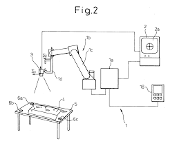 patent us20050107920 teaching position correcting device
