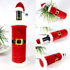 Christmas Wine The Best Wine Gifts Christmas Wine Bottle Covers